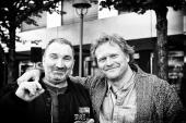 Holger und Paddy